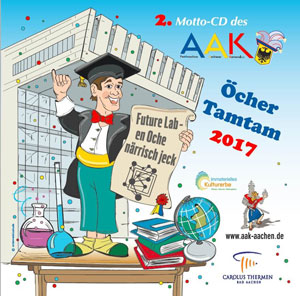 Cover der Motto CD 2017